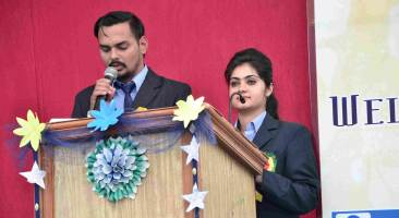 Annual Day 2016 – Sankalp (We 'r determined…)