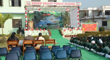 Fancy Dress Competition–KG WING